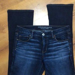 Women's American Eagle Boot Cut Jeans